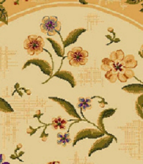 Lws Summer Flowers Beige