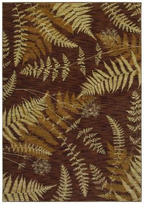 Bob Timberlake Forest Ferns Dark Brown