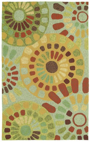World Market Garden Craft Sun Mosaic Taupe