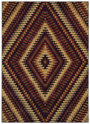Bob Timberlake Weavers Blanket Dark Multi