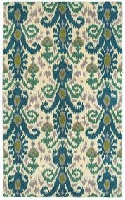 World Market Indonesia Nomad Teal